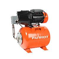 PATRIOT Насосная станция PATRIOT PW 1200-24 C, насосная часть - чугун, бак 22 л, 1200 Вт, 3800 л/час.