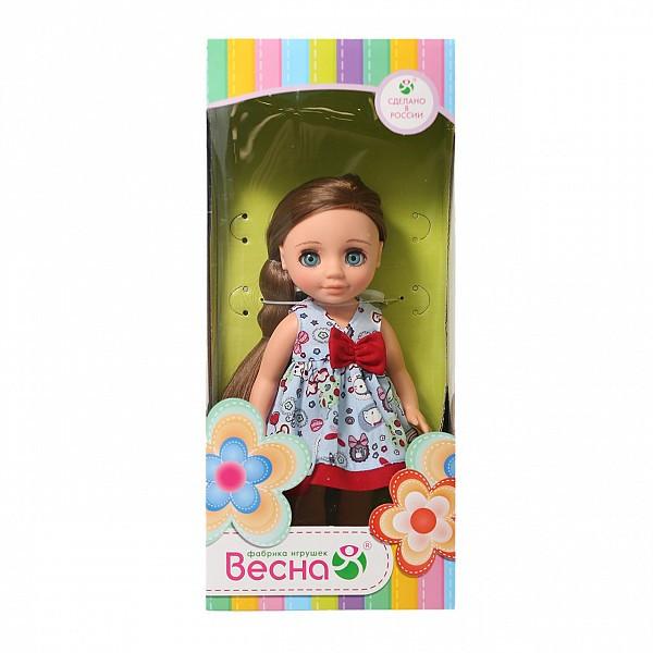 Весна Кукла Ася, летнее настроение, 25 см. - фото 2