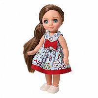 Весна Кукла Ася, летнее настроение, 25 см.