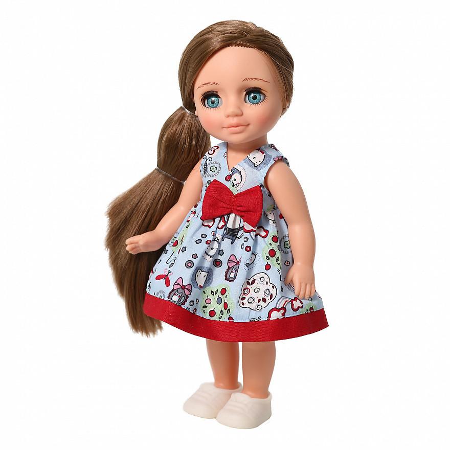 Весна Кукла Ася, летнее настроение, 25 см. - фото 1