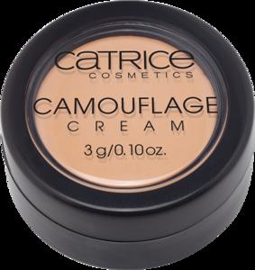 Кремовый консилер Camouflage Cream тон 020 LIGHT BEIGE