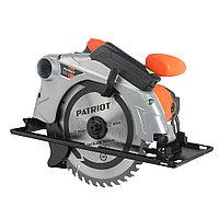 PATRIOT Пила циркулярная PATRIOT CS 212, мощность 1800Вт, пильный диск 210х30 мм