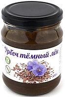 Урбеч из семян коричневого льна, 500 г