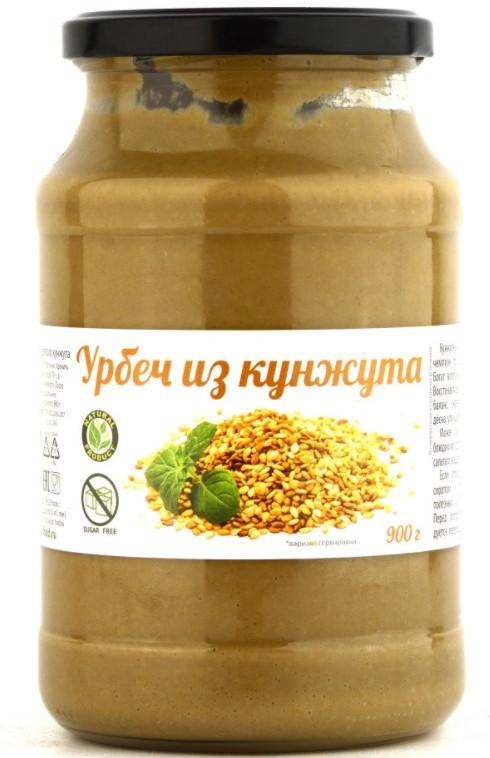 Урбеч из семян белого кунжута, 900 г