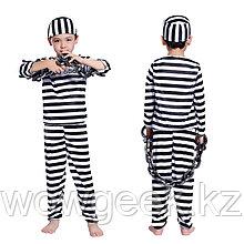 Детский костюм заключённого Хэллоуин