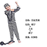 Детский костюм заключённого Хэллоуин, фото 2