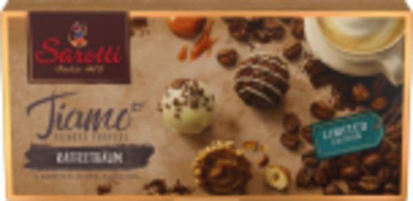 Шоколадные конфеты Sarotti Tiamo Kaffetraum 125гр