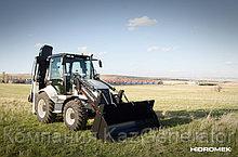 Экскаватор-погрузчик Hidromek HMK 102B ALPHA