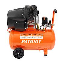 Компрессор поршневой масляный Patriot LRM 50-356CV, фото 2