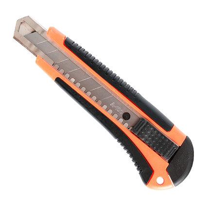Нож строительный Patriot CKA-182с сегментированным лезвием 18 мм, фото 2