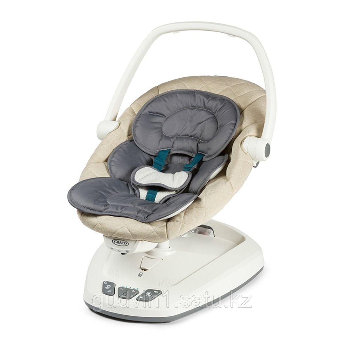 ЭЛЕКТРОКАЧЕЛЬ MOVE WITH ME (GRACO) SPARROW