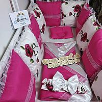 Подушки,простынь,подушка,одеяло-конверт отдельно на заказ от 6000 тг