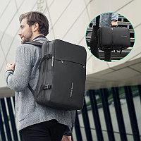 MARK RYDEN MR8057 Расширяемый противоугонный рюкзак, подходящий для 17-дюймовогоНоутбук