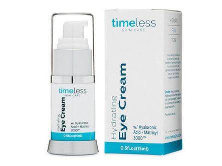 Увлажняющий крем для кожи вокруг глаз, TIMELESS,  HYDRATING EYE CREAM,15 мл, фото 2