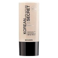 Relouis KOREAN SECRET BB-крем make up & care BB Cream тон 13 ivory beige