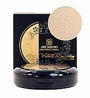 Пудра компакт. ART SOFFIO Sun Shine / Солнечный Свет CP-301 тон 01