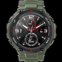 Смарт часы Xiaomi Amazfit T-Rex хаки