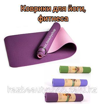 Коврик для йоги, фитнеса