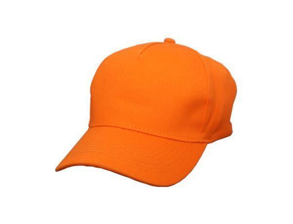 Бейсболка,оранжевая