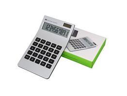 Калькулятор Bern,белый