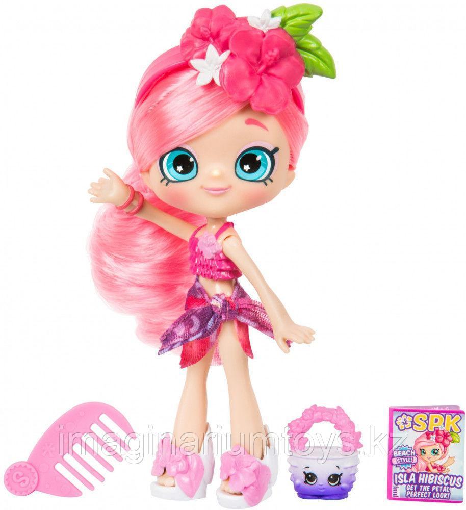 Шопкинс кукла Shoppies Айла Гибискус