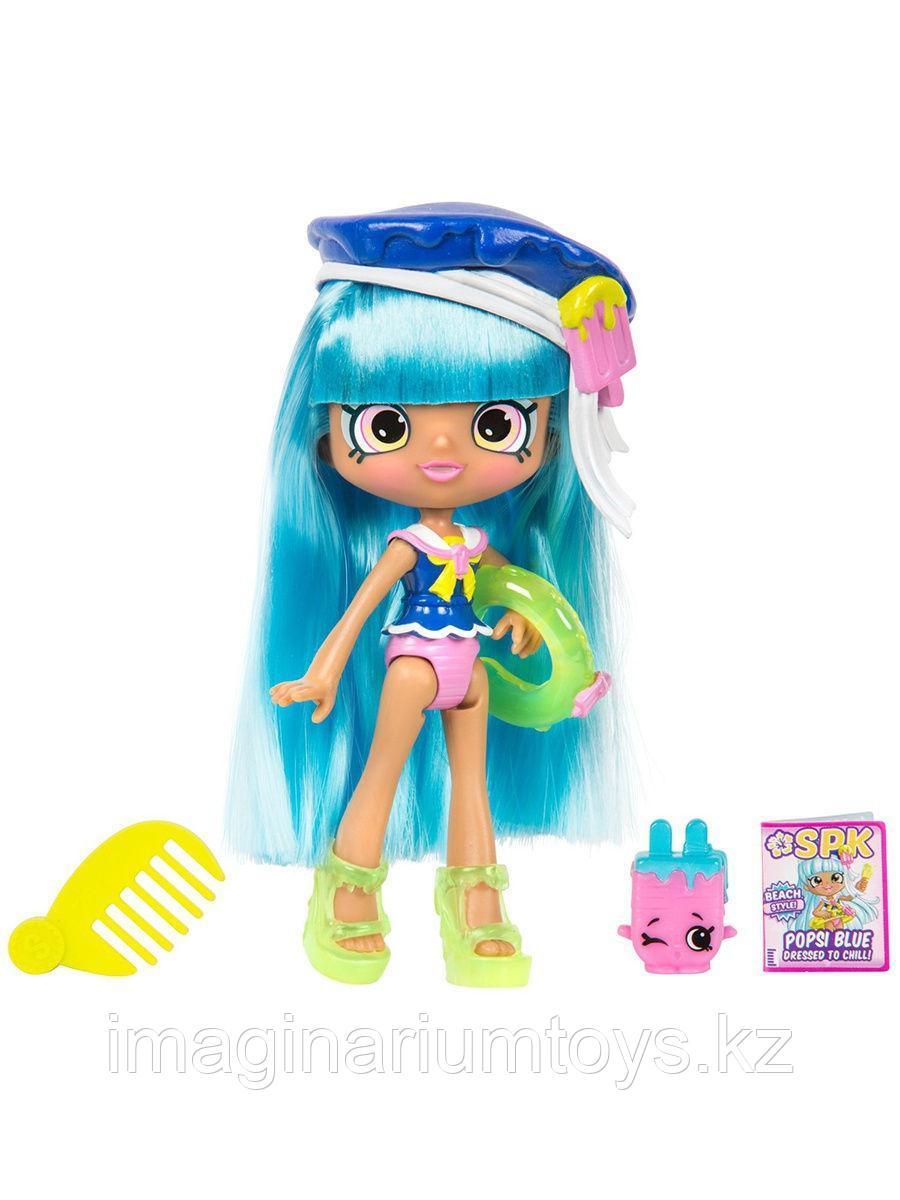 Шопкинс кукла Shoppies Попси Блю - фото 1