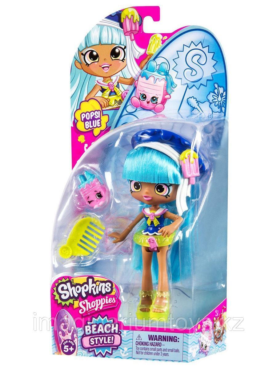 Шопкинс кукла Shoppies Попси Блю - фото 4
