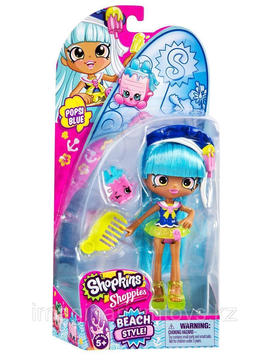 Шопкинс кукла Shoppies Попси Блю - фото 5