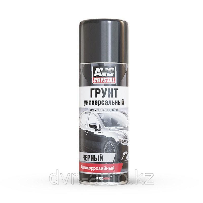 """Грунт универсальный """"чёрный"""" 520 мл (аэрозоль) AVS AVK-152"""