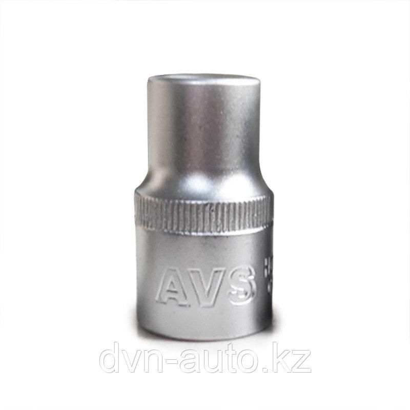 Головка торцевая 6-гранная 1/2''DR (16 мм) AVS H01216