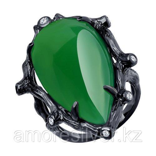 Кольцо Diamant (SOKOLOV) , халцедон синт. фианит  94-310-00516-2