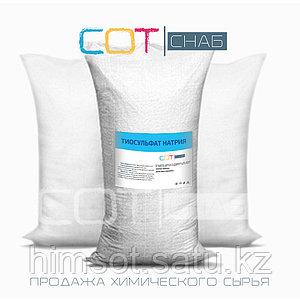 Тиосульфат натрия в мешках