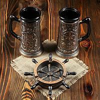 Набор пивной подарочный «Флинт»
