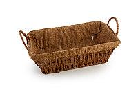 Хлебница плетеная прямоугольная