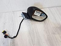 8154SL Зеркало правое для Peugeot 508 2010-2018 Б/У