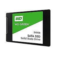 Твердотельный накопитель SSD Western Digital Green WDS240G2G0A, 240 GB
