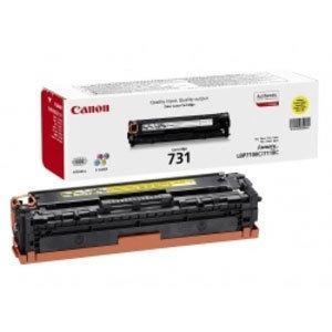 Картридж Canon 731YL (6269B002AA)