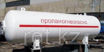 Резервуар газовый наземный одностенный для СУГ от 5 до 50 м3