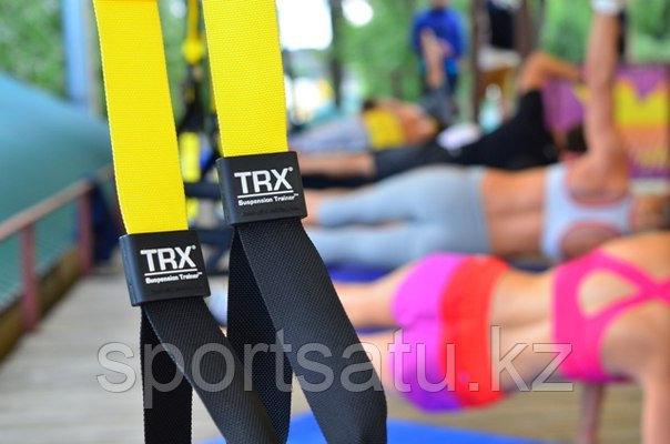 Петли TRX профессиональные (тренировочные петли) - фото 5