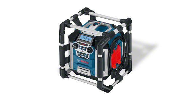 Зарядные устройства с радиоприемником GML 50 Professional