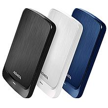 ADATA AHV320-1TU31-CWH Внешний жесткий диск HV320 1TB USB 3.2 White