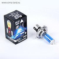 Галогенная лампа AVS ATLAS BOX, H4, 12 В, 60/55 Вт, 5000К, 1 шт