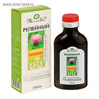 Шампунь репейный Mirrolla, комплекс витаминов для укрепления волос, 150 мл