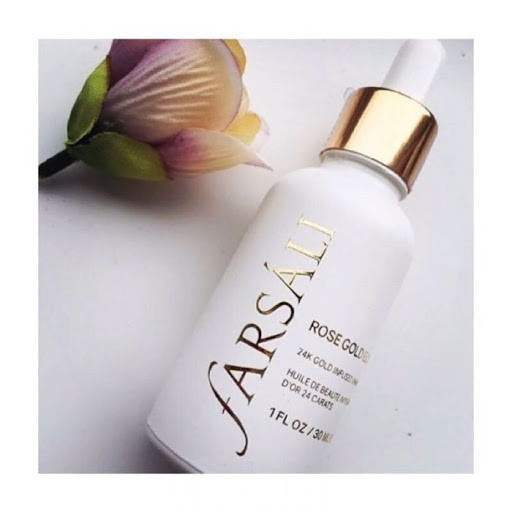 Сыворотка Farsali Rose Gold Elixir - отличное омолаживающее средство