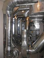 Монтаж и обслуживание систем вентиляции, кондиционирования и отопления.
