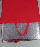 Фольгированный туристический коврик