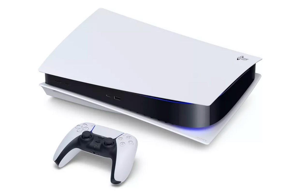 Игровая приставка Sony PlayStation 5 825GB CD version