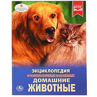 Умка. домашние животные (энциклопедия а4).