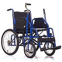 Кресло-коляска с рычажным приводом Ortonica Base 145