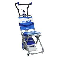 Мобильный лестничный колесный подъемник SANO PT FOLD 130 с узким стулом